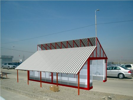 На Руставском Авторынке началось Строительство новой мойки
