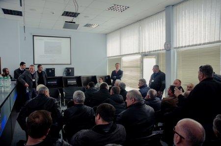 Встреча с Клиентами в AUTOPAPA. (14.03.2014)