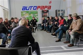 Встреча с VIP- клиентами и  партнерами Руставского Авторынка AUTOPAPA