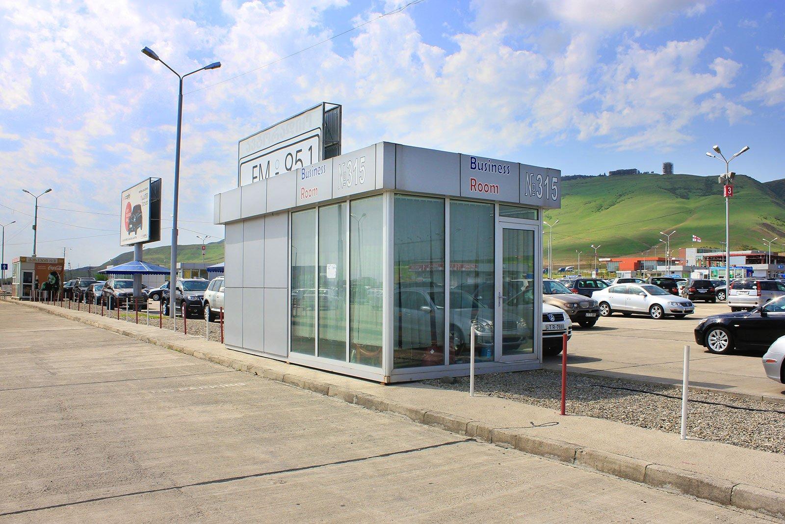 Новая цена аренды офисных помещений на руставском авторынке AUTOPAPA!